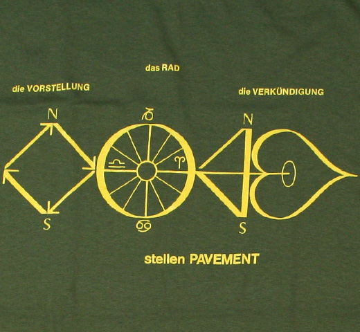 Pavement / Stellen Tee