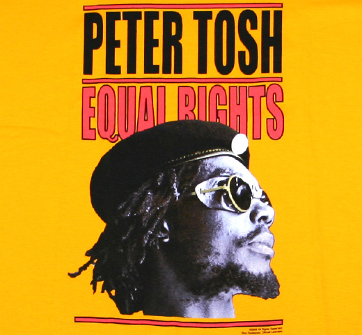 Peter Tosh / Equal Rights Tee