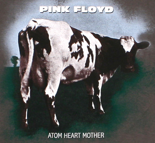 Pink Floyd / Atom Heart Mother Tee 2 (Charcoal)