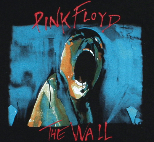 Pink Floyd / Pink Floyd The Wall Tee (Black)