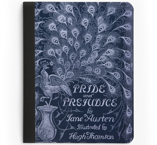 【Out of Print】 Jane Austen / Pride and Prejudice Notebook
