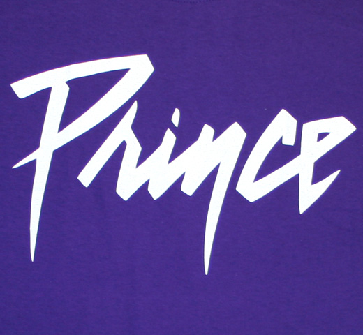 Prince / Logo Tee (Purple)