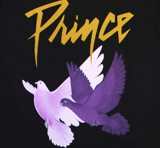 Prince / Majesty and Divinity Tee (Black)