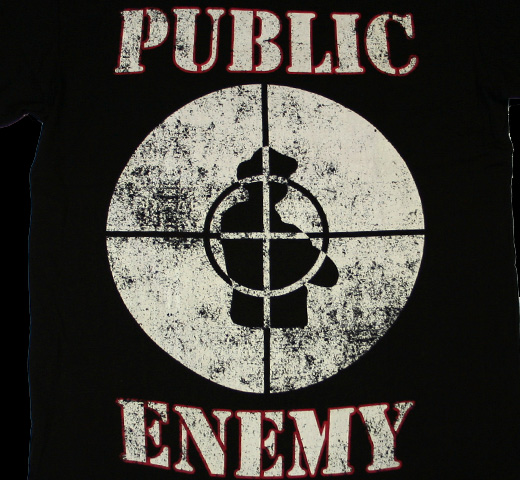 Public Enemy / Fight the Power Tee