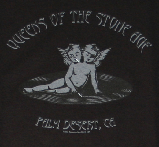 Queens of the Stone Age / Angels Tee