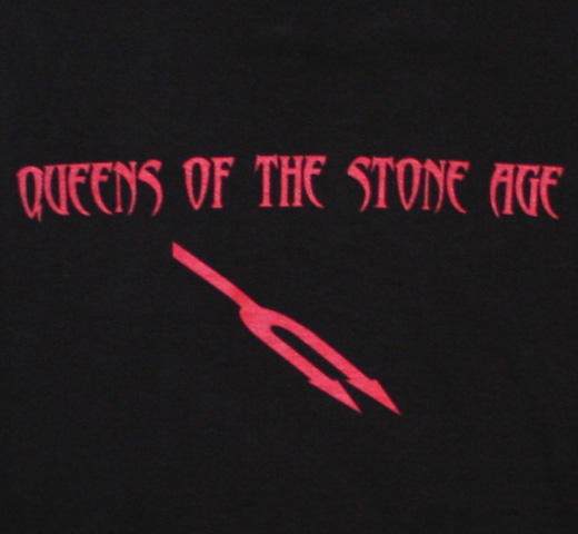 Queens of the Stone Age / Songs for the Deaf Tee (Black)