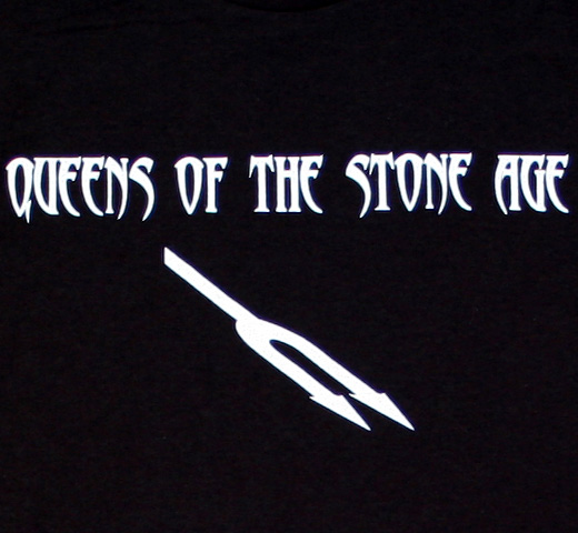 Queens of the Stone Age / Songs for the Deaf Tee 2 (Black)