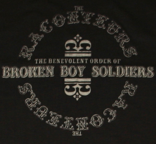 The Raconteurs / Broken Boy Soldiers Tee 1 (Black)