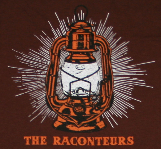 The Raconteurs / Lantern Tee (Brown)
