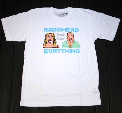 Radiohead / Hollywood Tee