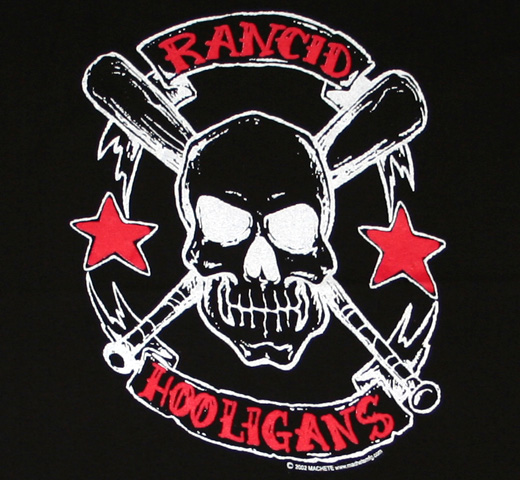 Rancid / Hooligans Tee