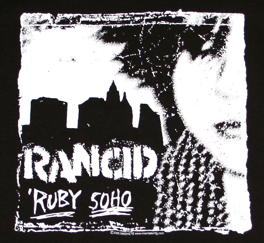 Rancid / Ruby Soho Tee