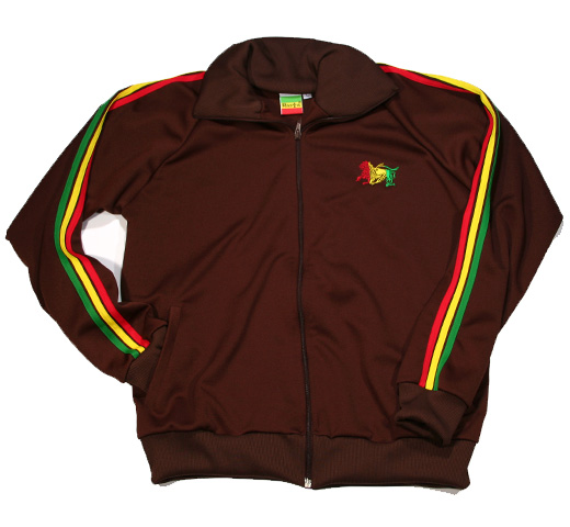 Rasta Jersey (Brown)
