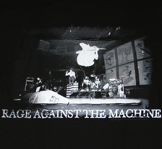 Rage Against The Machine / Hangtime Revisited Tee