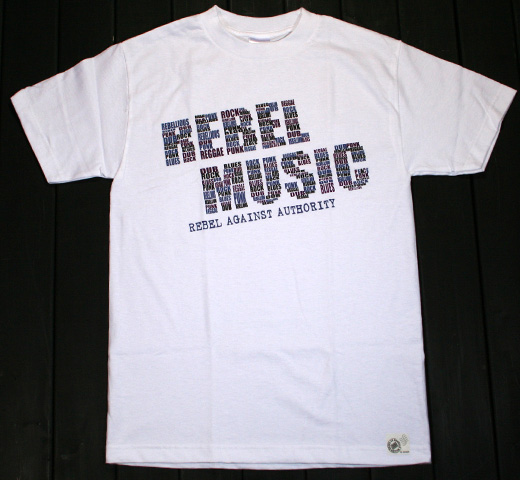Rebel Music Tee