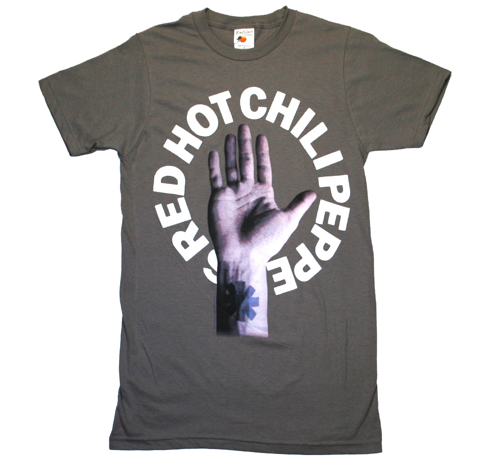 Red Hot Chili Peppers / Blood Sugar Sex Magik Wrist Tee (Charcoal)
