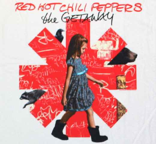 Red Hot Chili Peppers / The Getaway Tee (Sand)