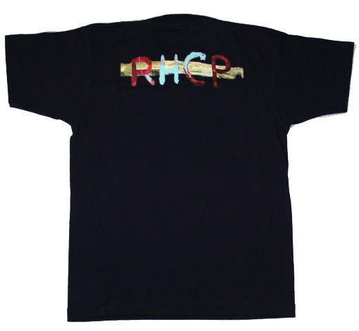 Red Hot Chili Peppers / By The Way Tee (Dark Navy)