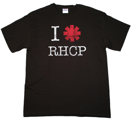 Red Hot Chili Peppers / I * RHCP Tee
