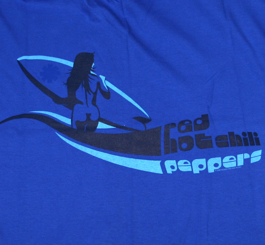 Red Hot Chili Peppers / Surf Girl Tee