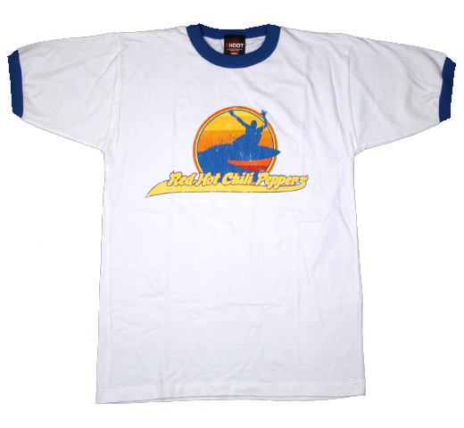 Red Hot Chili Peppers / Surfin Logo Tee