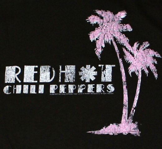 Red Hot Chili Peppers / Vice Palms Tee