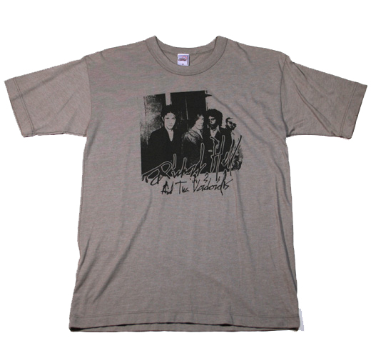 Richard Hell & The Voidoids / Member Shot Tee