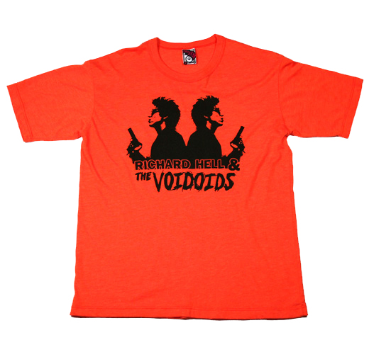 Richard Hell & The Voidoids / Voidoids Logo Tee