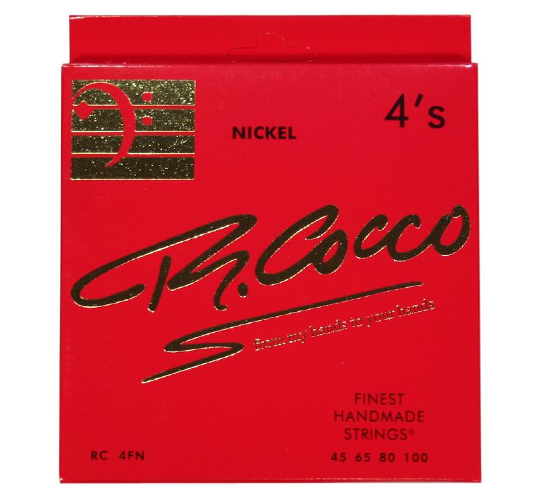 【R. Cocco】 RC 4FN (.045-.100)
