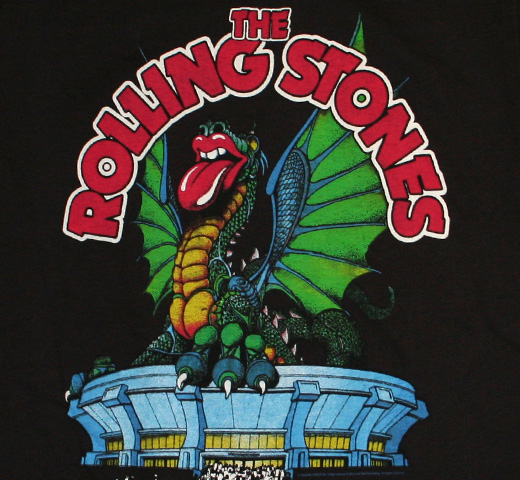 The Rolling Stones / Dragon Tee