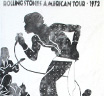 The Rolling Stones / American Tour 1972 Tee (Vintage White)