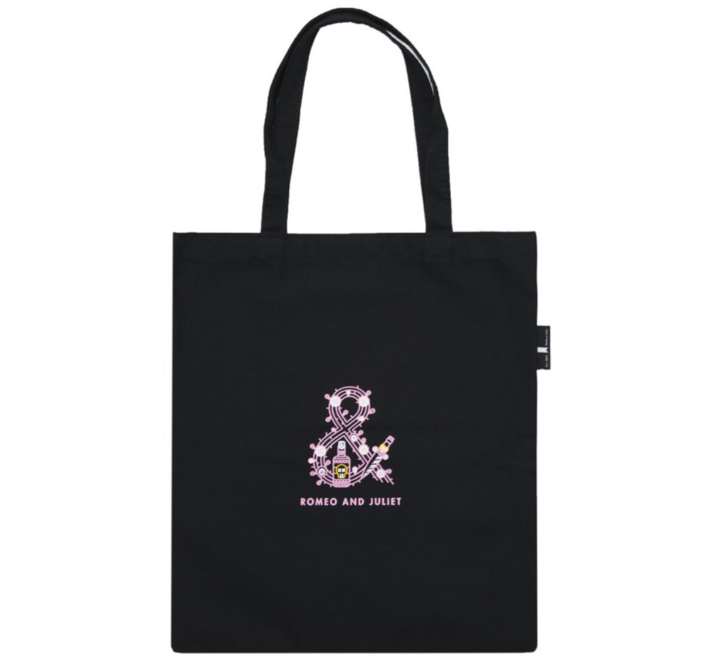 【Out of Print】 William Shakespeare / Romeo and Juliet Tote Bag