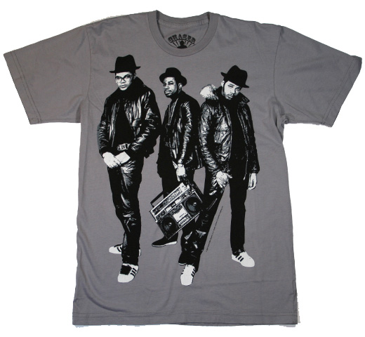 RUN DMC / Big Stripe Tee