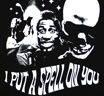 Screamin' Jay Hawkins / I Put a Spell on You Tee (Black)