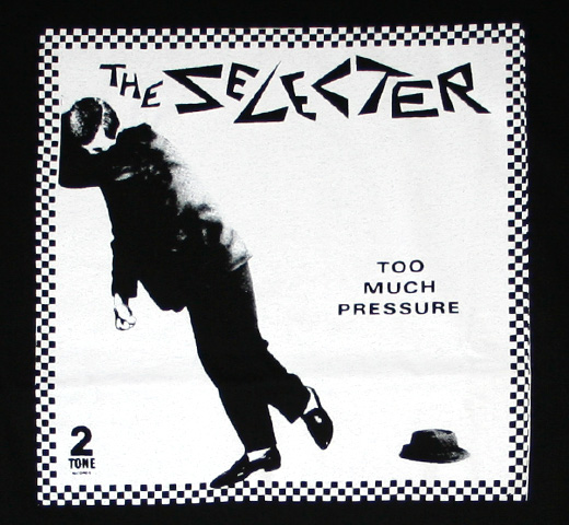 The Selecter / Too Much Pressure Tee