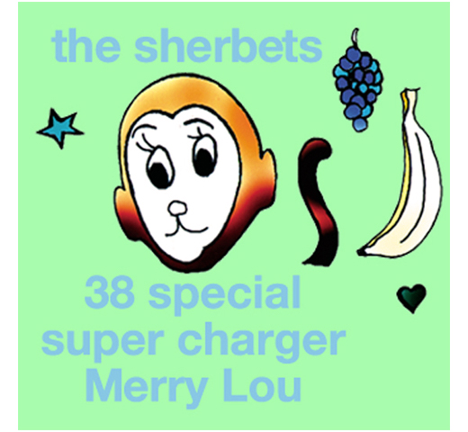 Sherbets / 38 Special [Maxi Single]