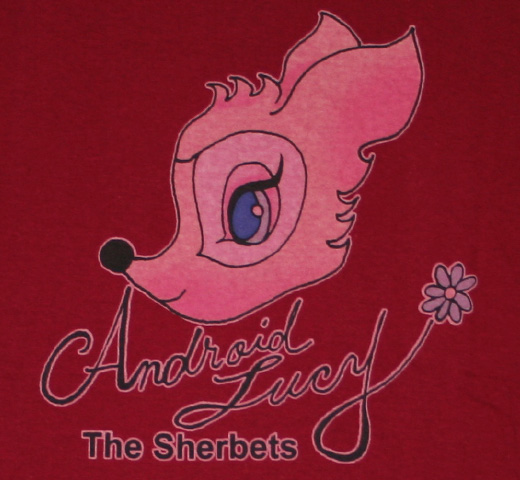Sherbets / Bambi Tee (Wine Red)