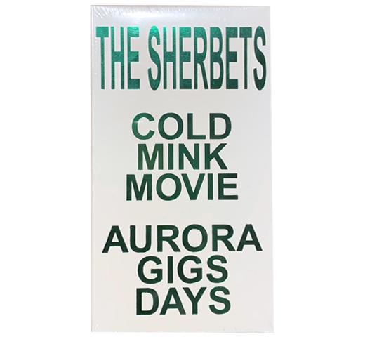 Sherbets / Cold Mink Movie [VHS]