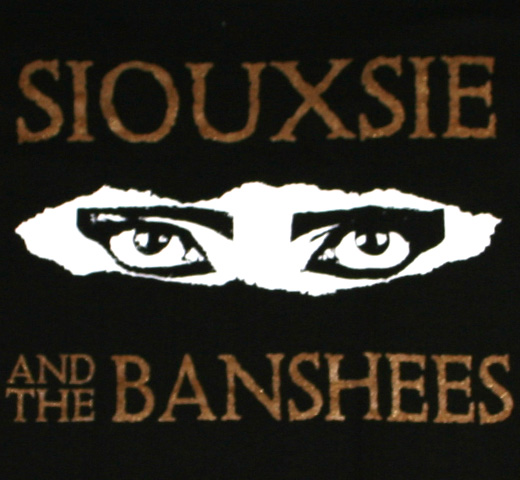 Siouxsie And The Banshees / Eyes Tee