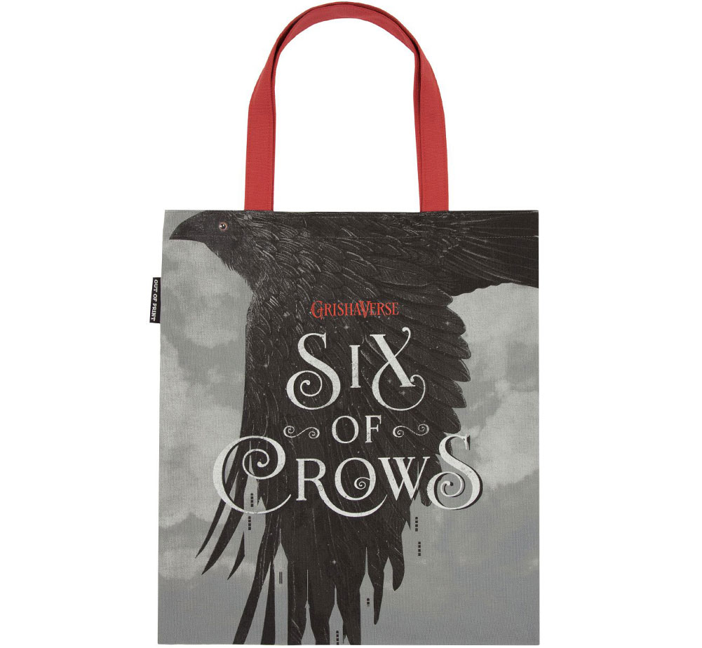 [Out of Print] Leigh Bardugo / Six of Crows Tote Bag