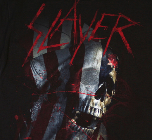 Slayer / Blood Flag Tee