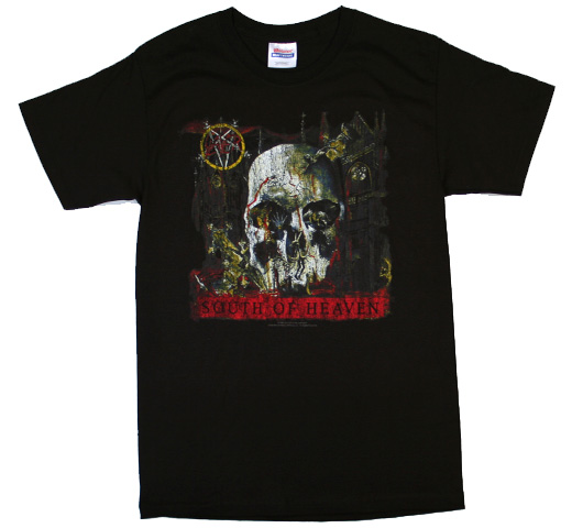 Slayer / South of Heaven Tee