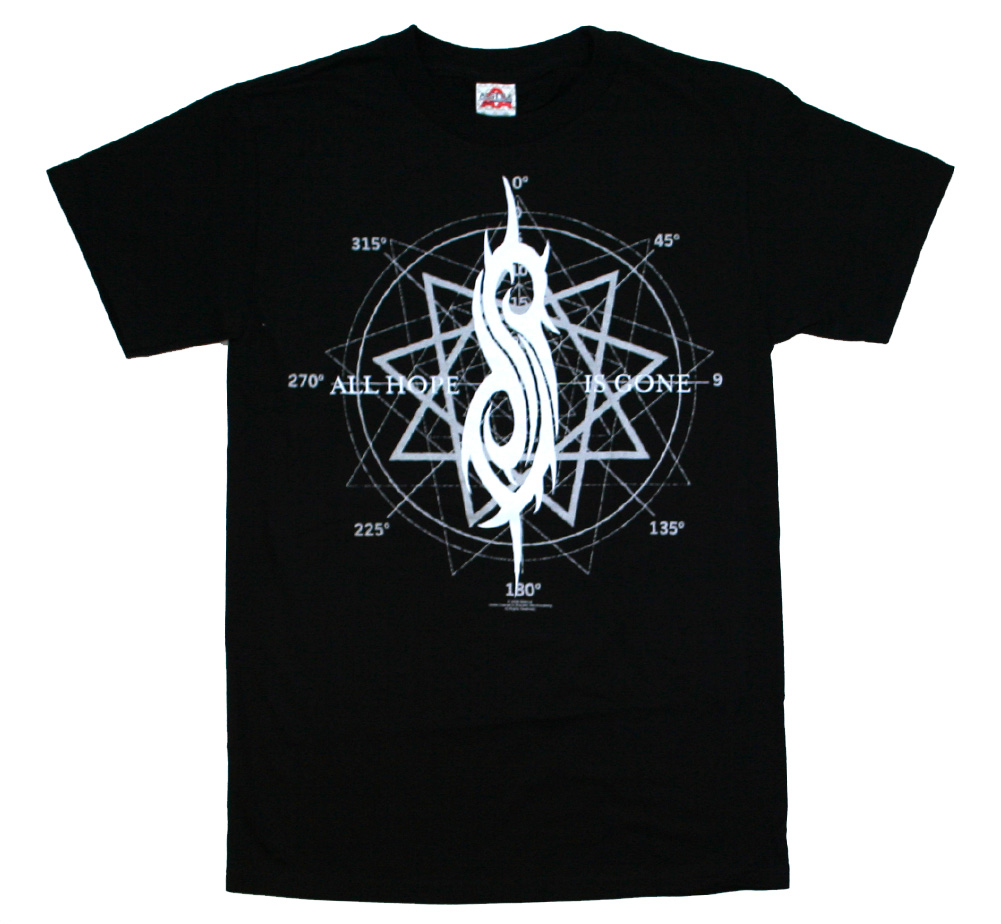 SlipKnoT / All Hope is Gone Tee (Black)