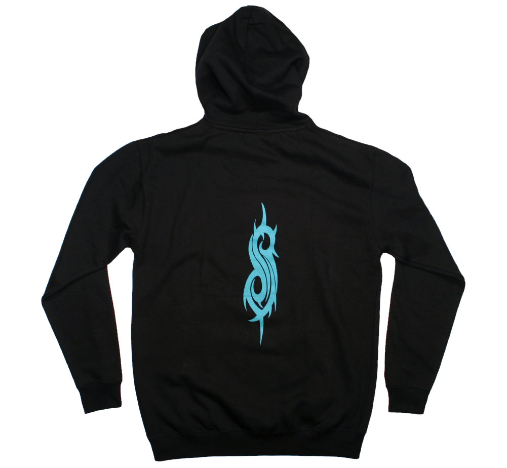 SlipKnoT / Day of the Gusano Hood (Black)