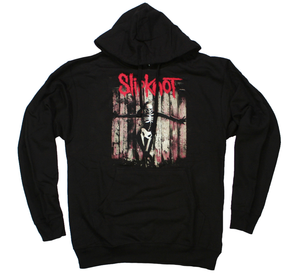 SlipKnoT / .5: The Gray Chapter Hoodie (Black)
