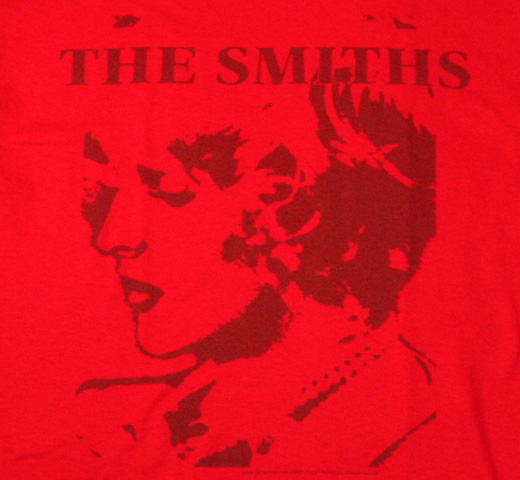 The Smiths / Sheila Take A Bow Tee