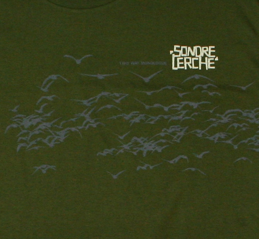 Sondre Lerche / Two Way Monologue Tee