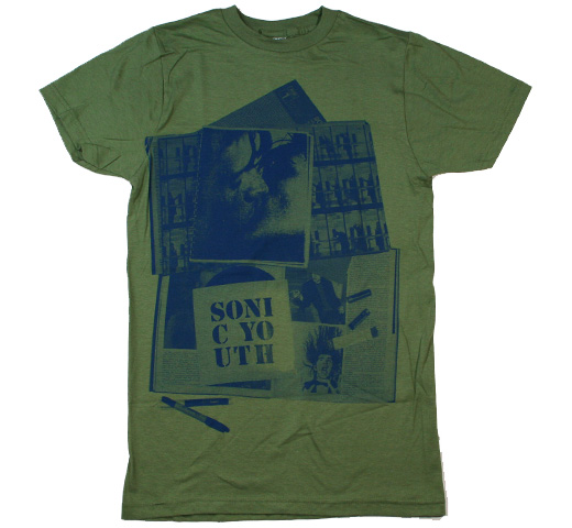 Sonic Youth / Book Tee