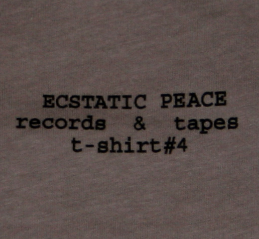 Sonic Youth / Ecstatic Peace Tee (Womens)