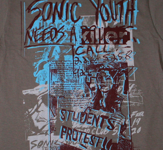 Sonic Youth / Pile On Tee